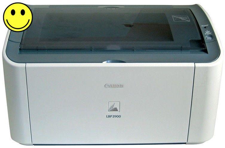 Ремонт принтера canon lbp 2900